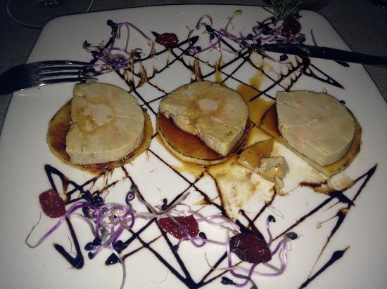 Cantine Cattaneo: Ottimo foie gras !