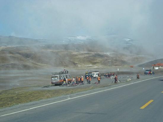 Yungas Road: La Cumbre