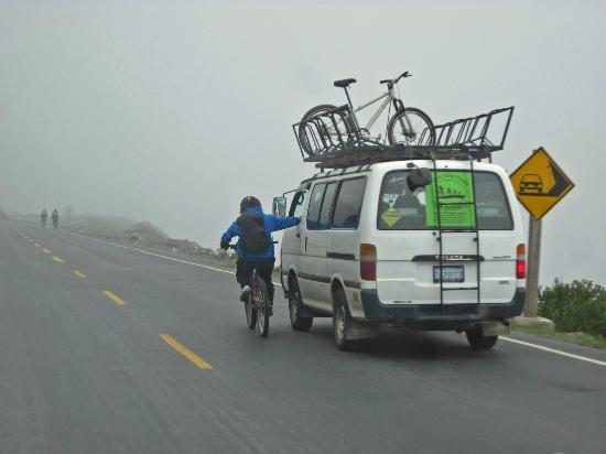 Yungas Road: Ruta 3