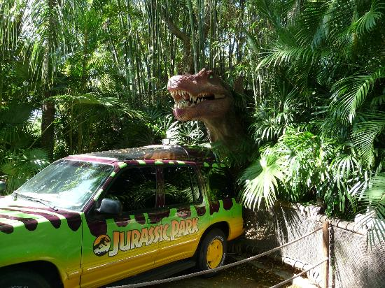 Jurassic Park Picture Of Universal S Islands Of