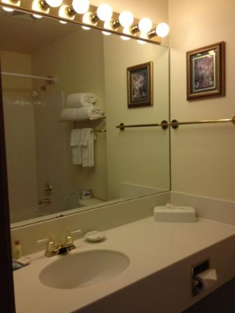 Best Western Plus Pioneer Square Hotel: bathroom