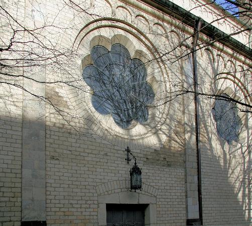 Basilika St. Kunibert: Seitenfenster