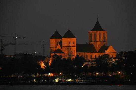 St Kunibert Basilica