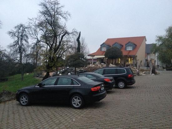 Wiesenthau, เยอรมนี: Hotel Ehrenbürg