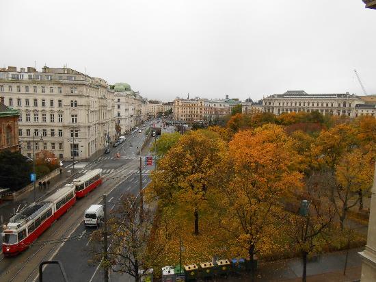 Hotel Regina: Viena en otoño