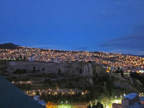 Camino Real Aparthotel & Spa: Vista desde la terraza