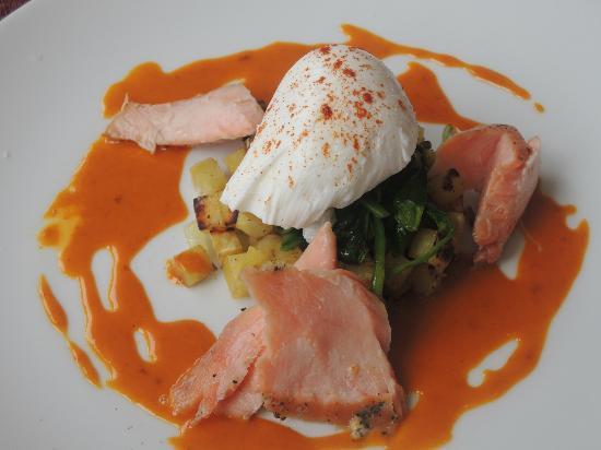 Olea Hotel: Gourmet breakfasts each day