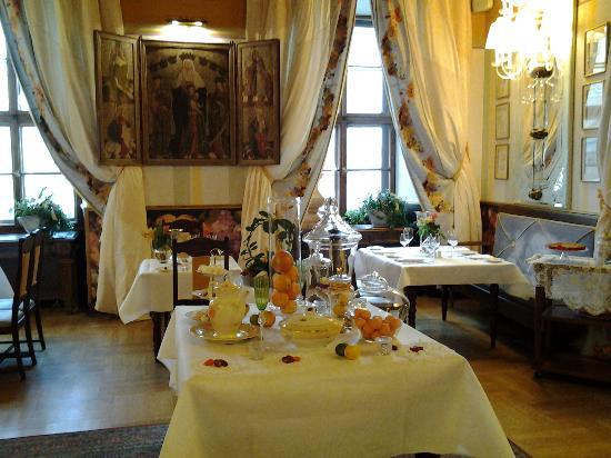 Hotel Wentzl: Dining room