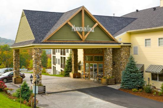 Mountain Edge Resort & Spa at Sunapee: Exterior