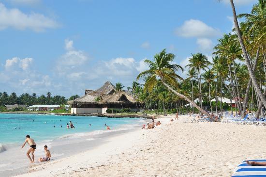 "Club Med Punta Cana: Plage et restaurant ""Hispaniola"""
