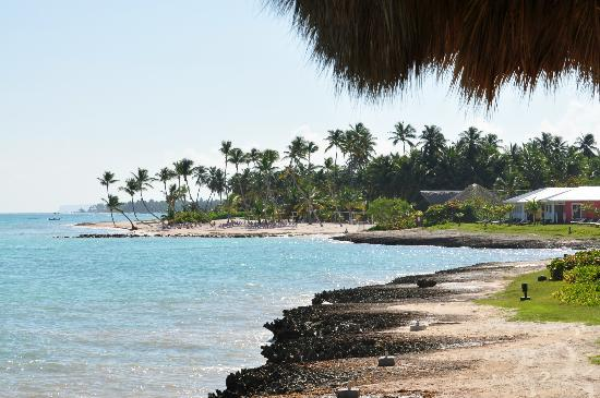 "Club Med Punta Cana: Vue depuis le restaurant ""Hispaniola"""