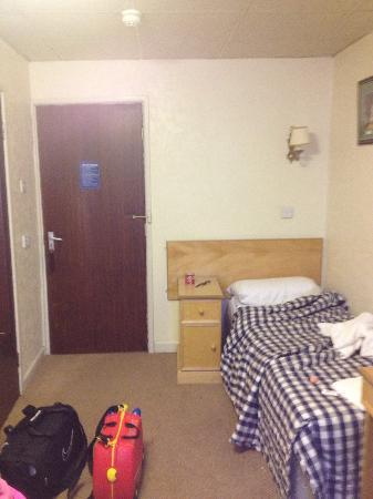 Balmoral Hotel: The dump