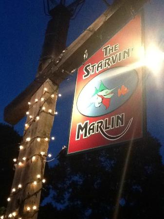 Welcome to the Starvin Marlin