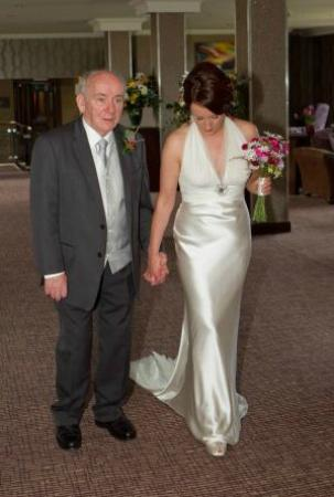 Westport Woods Hotel: My daddy bringing me to get married