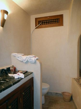 Riad Zolah: bathroom