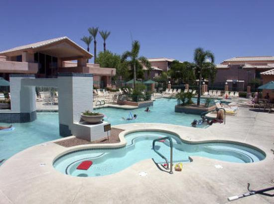 Scottsdale Villa Mirage: Pool