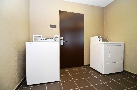 Sleep Inn: On-Site Guest Laundry