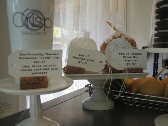 Crisp: Great porcelin cups