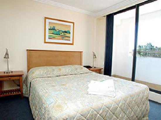 Waldorf Randwick Furnished Apartments: Bedroom