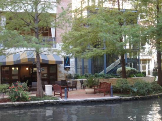 The Westin Riverwalk, San Antonio: Riverwalk view