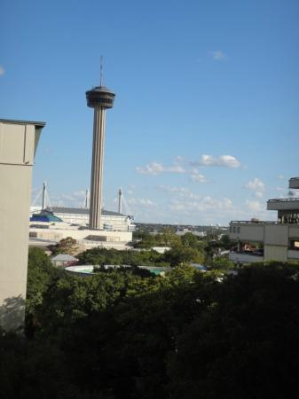 The Westin Riverwalk, San Antonio: View from Room 80