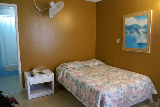 Hostelling International Waikiki: Private room