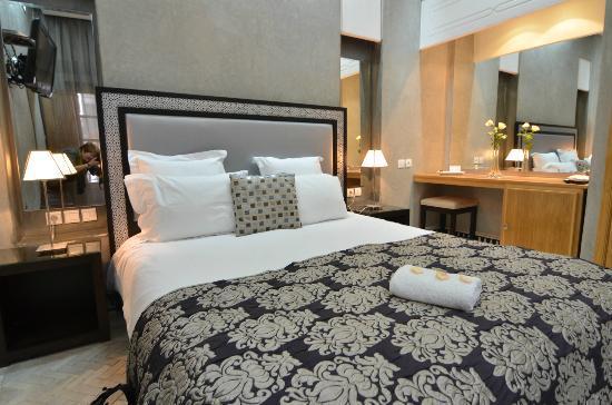 Riad l'Etoile d'Orient: Brahim room