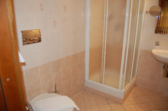 Hotel La Venere: baño