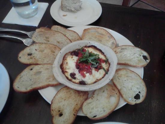 Caprino forno picture of piatti restaurant san antonio for Piatti ristorante