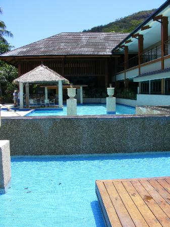 Fitzroy Island Resort: Resort pool