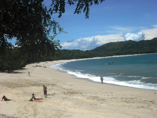 Hotel Brasilito: bonita playa del conchal