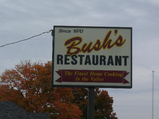 Bush's Restaurant: Logan, Ohio
