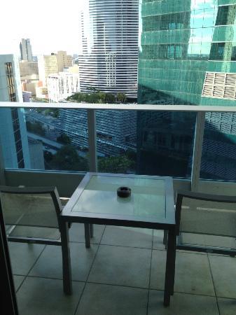 Kimpton EPIC Hotel: Balcony