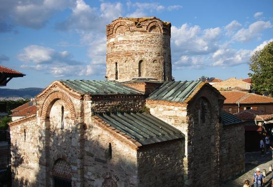 Old Nessebar: Church of John the Baptist (11th century)