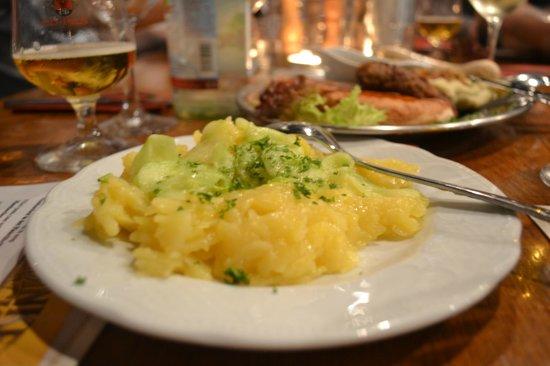Weinstube Zur Kiste: Potato Salad