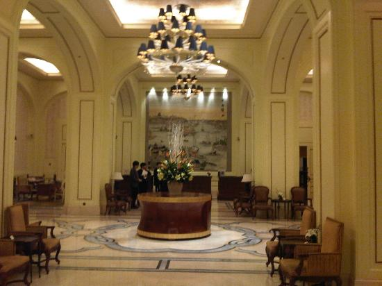The Astor Hotel, A Luxury Collection Hotel: Reception