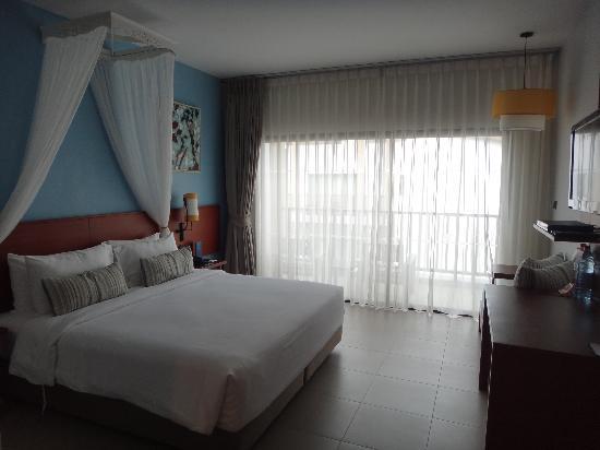 Deevana Plaza Krabi Aonang: ห้องพักชั้น 4