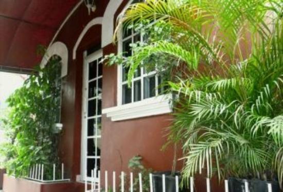 Residencial El Rocio: Entrada