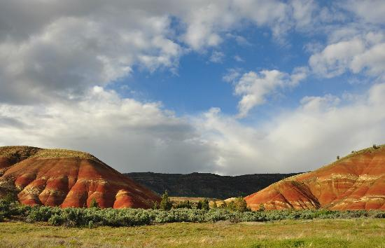 写真John Day Fossil Beds National Monument枚