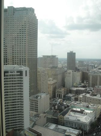 New Orleans Marriott: Vista