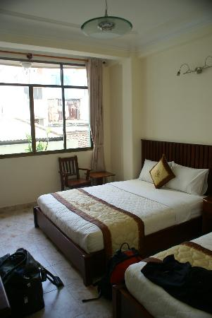 Giang Son Guesthouse: chambre
