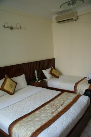 Giang Son Guesthouse: chambre 101