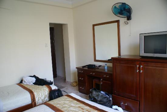 Giang Son Guesthouse: entrée