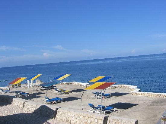 Samsara Cliffs Resort : Cliff View