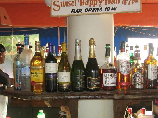 Samsara Cliffs Resort: Bar