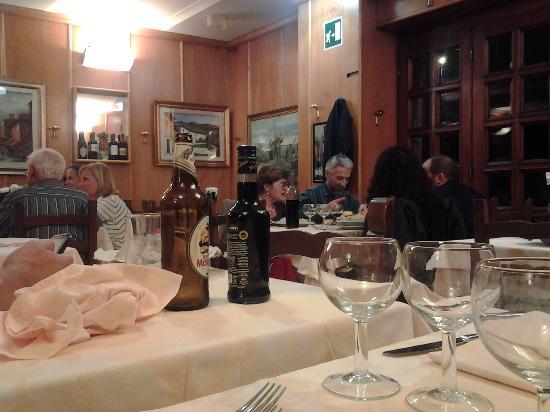 Ristorante hostaria da giulio al monumento in roma con - Cucina romana roma ...