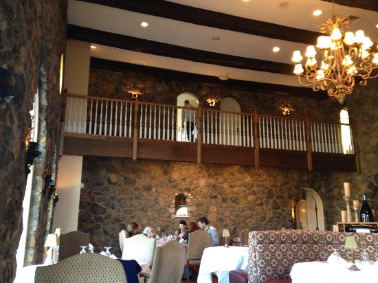 The Manor House Restaurant: The dining room