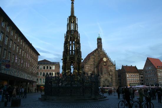 Altstadt: Market Platz