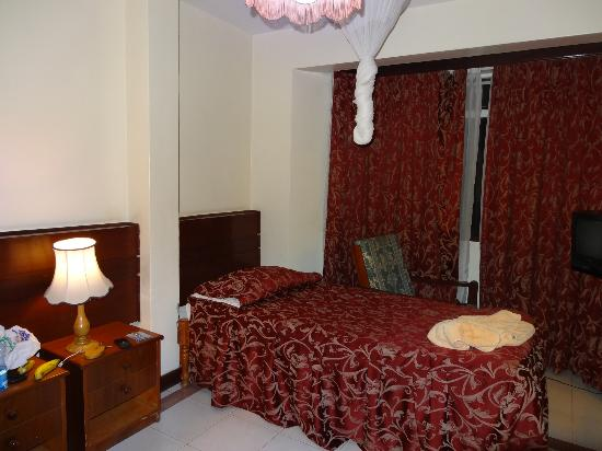 Methodist Guest House: View of room from entrance