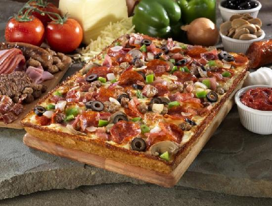 Jet's Pizza of Destin: Jet 10